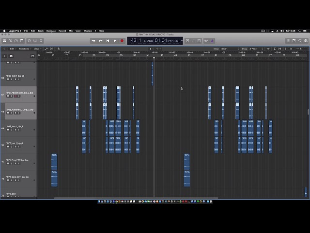 Join Mono Tracks to Create a Stereo Track LPX