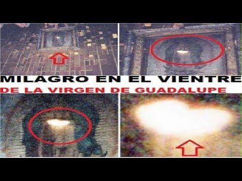 Increible milagro en la basilica de guadalupe