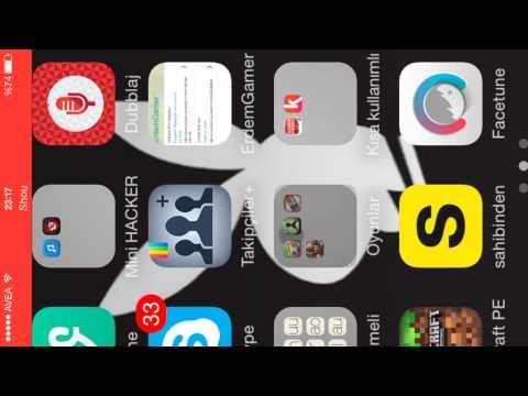 iphone X jailbreaksiz tema