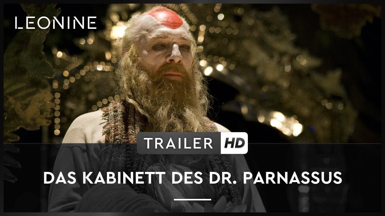 Das Kabinett Des Doktor Parnassus Trailer