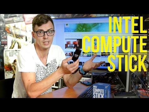 Intel Compute Stick: обзор микро-ПК