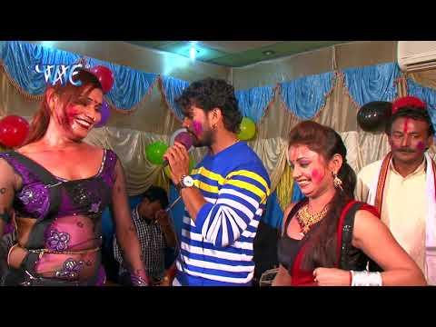 2018 का सबसे New  Holi song  Khesari lal yadav ( krishna Entertainment )