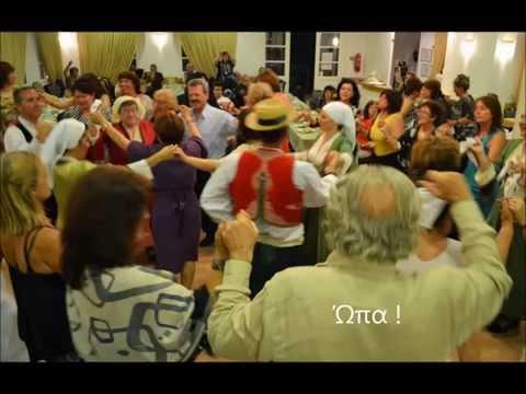 Danses Grecques à Tinos, Greek Dances in Tinos, Παραδοσιακούς Χορούς στην Τήνο