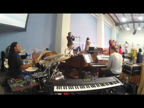 Hymn - The Steadfast Love (Drums)