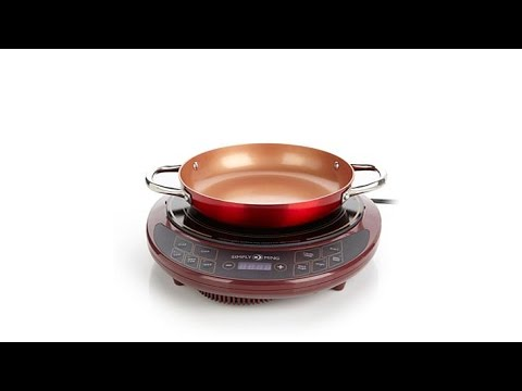 Simply Ming 1800W Induction Burner and Free 912