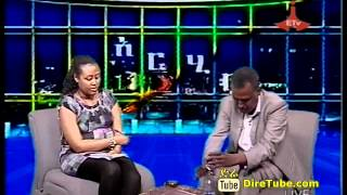 Interview with Artist Mekonnen Leake - Arhibu, Part  1 | Talk show