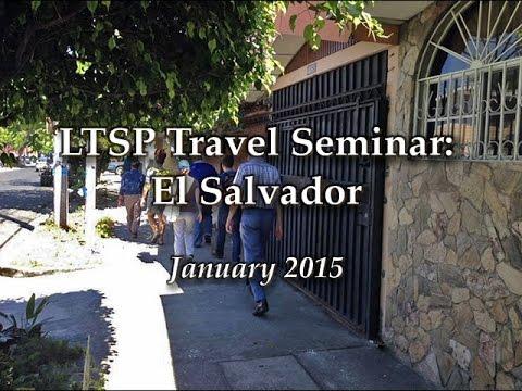 El Salvador 2015 Travel Seminar