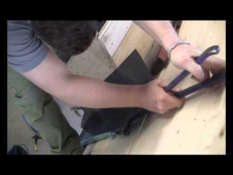 видео: Обход камина на кровле