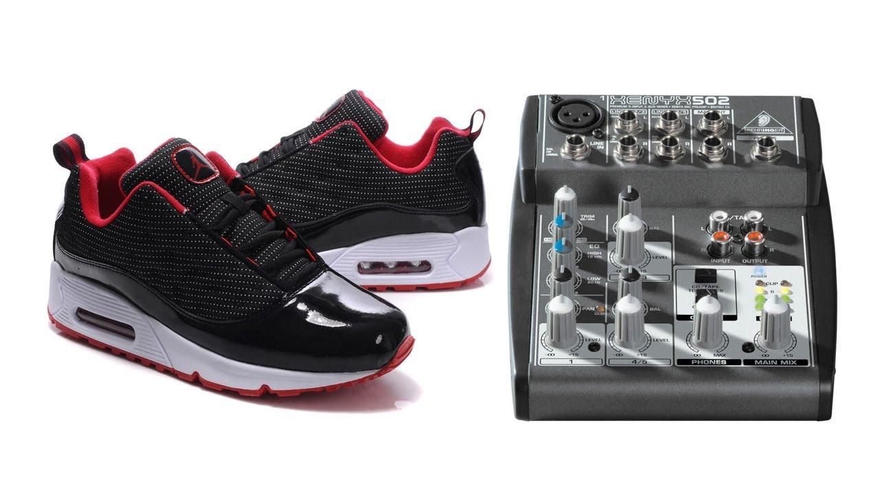sports shoes 74d4c 81959 Jordan CMFT Viz Air 13 + XenyX 502 Unboxing