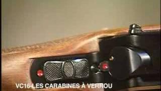 Les carabines à verrou (existe en DVD & VOD)