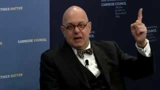Global Ethics Forum Promo: A Conversation with Leon Botstein, President of Bard College