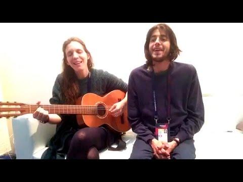 #KievSemFiltro – Dia 7: Salvador E Luísa Fazem Versão Da Canção Belga | RTP