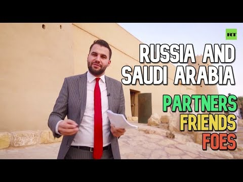 How can Russia and Saudi Arabia be partners, friends, and foes at the same time?