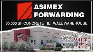 Project Showcase: Asimex Forwarding