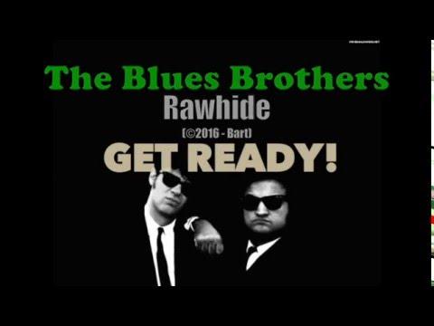 Blues Brothers - Rawhide (Karaoke)