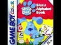 Blue's Clues: Blue's Alphabet Book (Game Boy Color) - Game Play