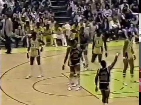 San Antonio Spurs vs Los Angeles Lakers 1981-82 G1