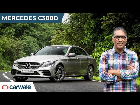 Mercedes Benz C300d AMG Line | Not Your Everyday Mercedes C Class | CarWale