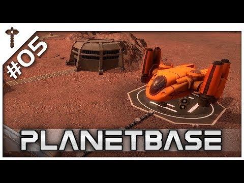 Planetbase Episode 05 - Living Quarters Upgrades!