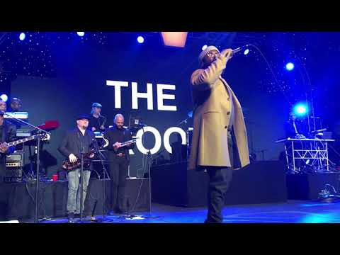 Off The Air: Jammin' Jessie - WATCH: The Roots perform at Gov. Wolf's inauguration ball