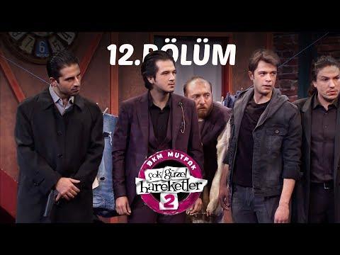 Çok Güzel Hareketler 2 | 12.Bölüm (Tek Parça Full HD)