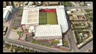 Sheffield United's New Stadium Plans
