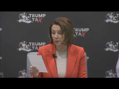 "Nancy Pelosi Heckled At Town Hall While Criticizing Tax Reform: ""How Much are you worth"