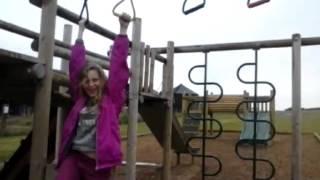 Monkey Bars Fun... Camping Part Three