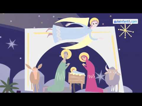 Arre borriquito, Carols Christmas song to learn Spanish
