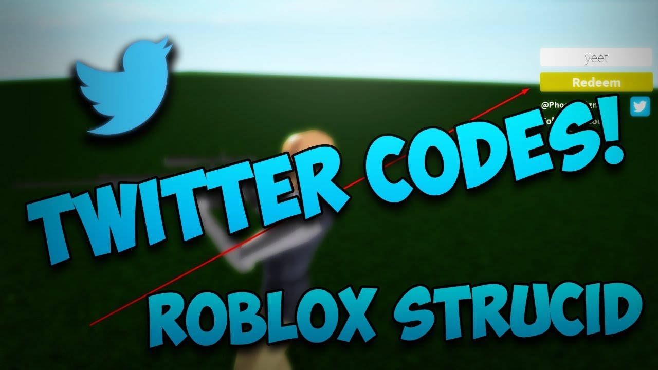 Roblox Strucid Twitter Codes First Ever Twitter Code Roblox Strucid Possibly Expired Youtube