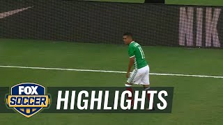 Mexico vs. El Salvador | 2017 CONCACAF Gold Cup Highlights