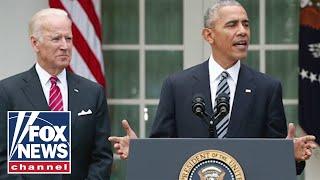 'The Five' questions sincerity of Obama's Biden endorsement