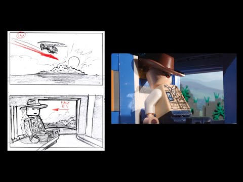 A Day in the Life at LEGO Jurassic World video: Behind the Scenes streaming vf