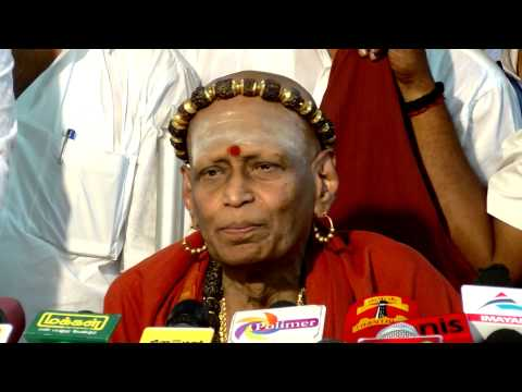 Jayalalithaa Case Verdict - It's a Act Of God - Madurai Adhinam - Red Pix 24x7