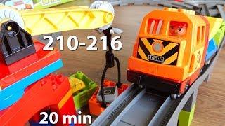 Мультики про машинки все серии 210 216 Город Машинок Мультфильмы для детей видео mirglory