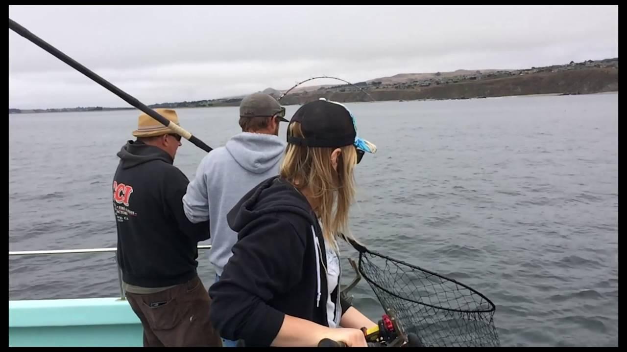 2016 salmon bodega bay sport fishing the new sea angler for Bodega bay fishing reports