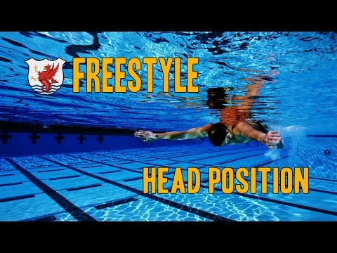 Swimisodes - Improve Freestyle Technique - Head Position