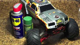 The RC Genius | 5 Important Places to Lube / Oil Your RC Car