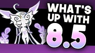 NEW UPDATE 8.5   Battle Cats