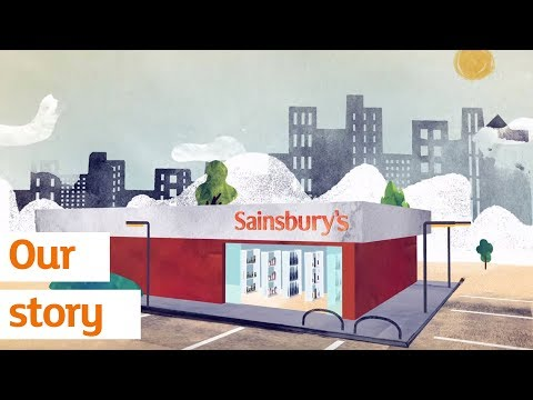 Our Story | Sainsbury's