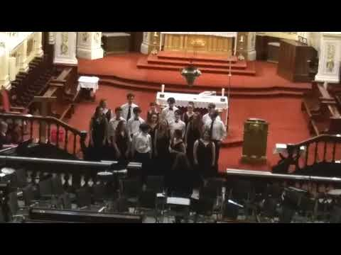 WAMD Canada 2018 -Hill Singers song #3