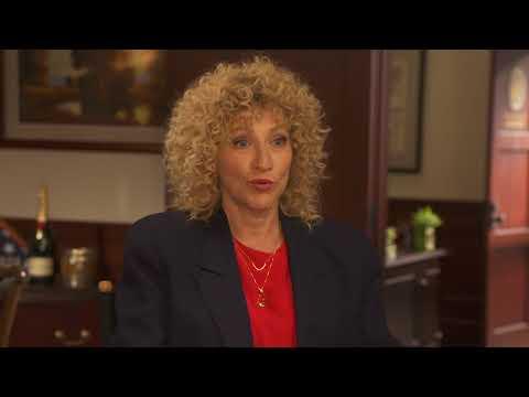 Law & Order True Crime: The Menendez Murders ||  Edie Falco Interview || SocialNews.XYZ