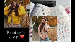 Как проходит мой будний день?📚 Моя школа 🏫 Friday`s Vlog 💓