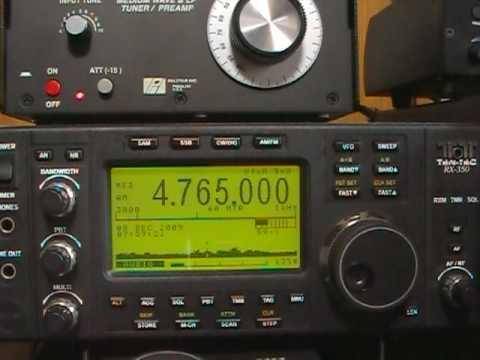 4765kHz Tajik Radio