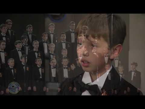 СОЛОВЬИ - В. Соловьёв-Седой - Moscow Boys' Choir DEBUT