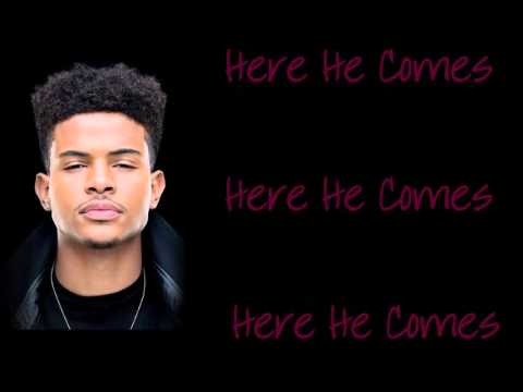 Here I Come - LYRICS ON SCREEN - Trevor Jackson