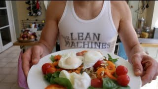 STAY FIT & HEALTHLY WITH OUR BREAKFAST IDEAS!