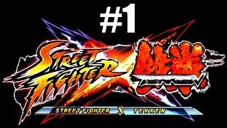 Review Game | Street Fighter X Tekken - Game Đối Kháng Đồ Hoạ Đẹp !!!
