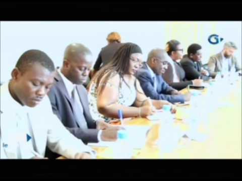 Rencontre entre les experts de l'Agence Francaise de Développement AFD et les conseillers en commun