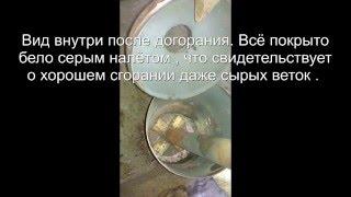 Бубафоня из газового баллона. Bubafonja from gas cylinder